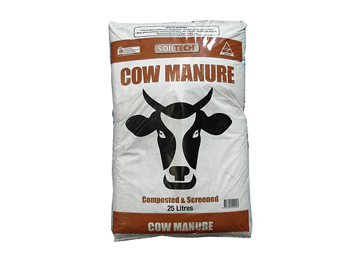 SOILTECH COW MANURE 25L