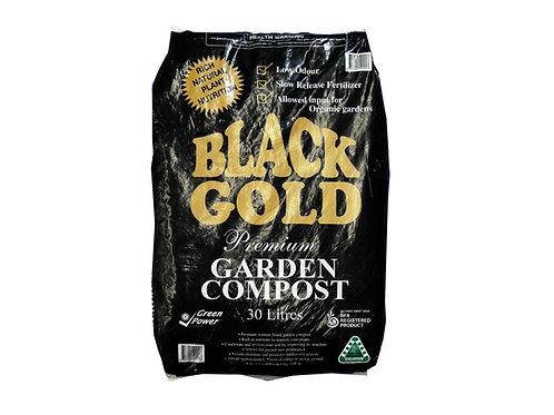 BLACK GOLD COMPOST 30L