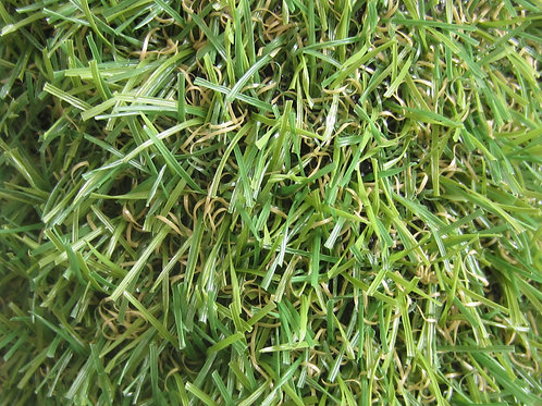 ARTIFICIAL PLASTIC GREEN AND DRY LOOK TURF 78