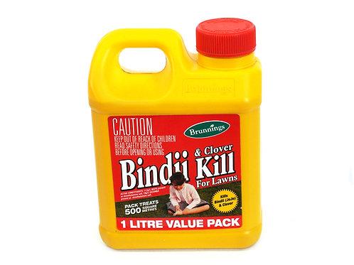 BRUNNINGS BINDII & CLOVER KILL