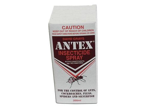 DAVID GRAYS ANTEX INSECTICIDE SPRAY