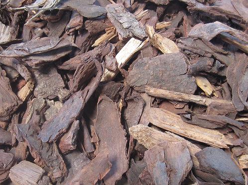PINE BARK MULCH (NATURAL) 30L BAG