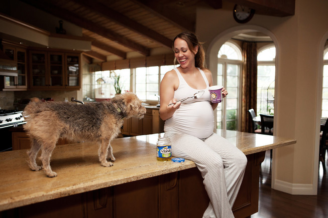 Maternityportraits