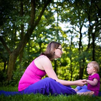 Eltern-Kind-Yoga Kinderyoga Eltern-Kind-Turnen Yoga Kalkar