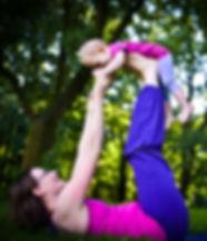 YOGAyoga Eltern-Kind-Yoga Yoga Wissel Kalkar Kleve