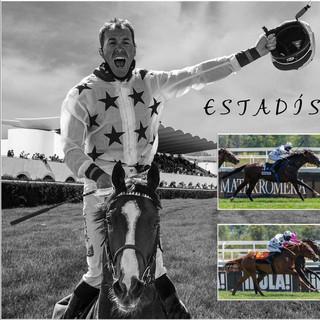 Vaclav Janacek Champion Jockey in Spain 2020