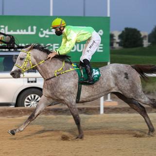 Szczepan Mazur won in Al Ain