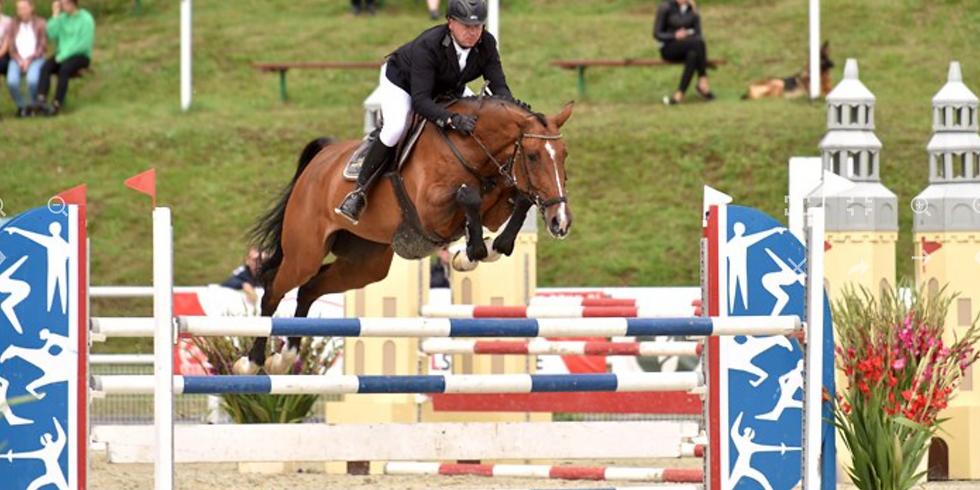 Final of Polish Equestrian Ligue