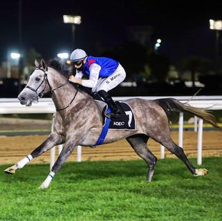 Two races in Abu Dhabi for Szczepan