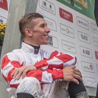 6th Champion Jockey title for Szczepan Mazur
