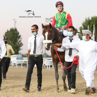 Riccardo opened the season with a victory in Al Ain