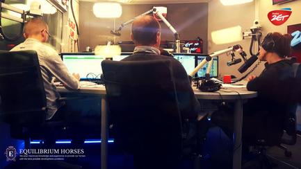 Interview with Equilibrium Horses at Radio Zet