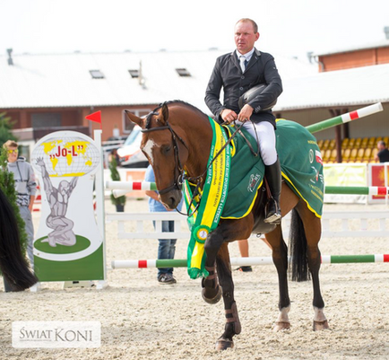 X Polish Young Sport Horse Championships