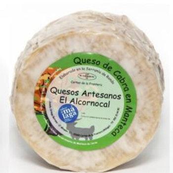 Queso de cabra Viejo-Añejo en Manteca Ibérica