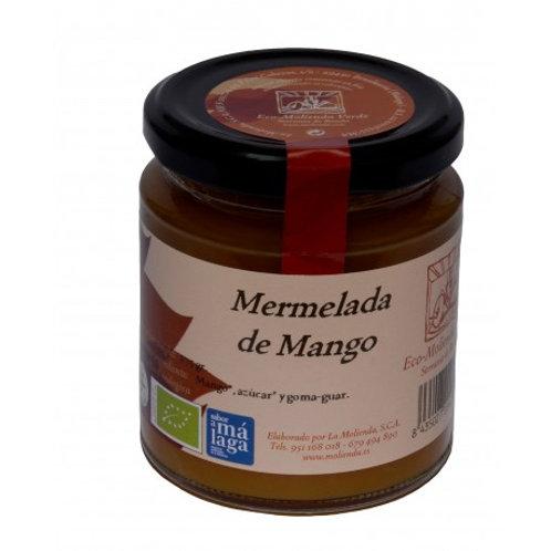 Mermelada de Mango de producción ecológica 275gr