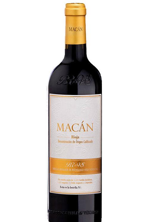 Macán Cosecha 2014/2015 Magnum