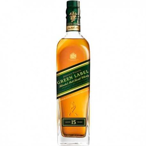 GREEN LABEL 70 CL.