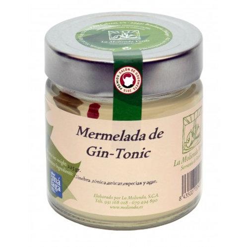 Mermelada de GIN TONIC. 275 Gr.