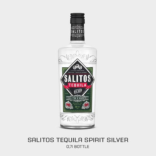 SALITOS TEQUILA SILVER