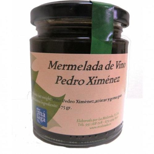 MERMELADA DE VINO PEDRO XIMÉNEZ.