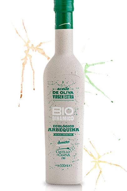 C.CANENA EXTRA ARBEQUINA ECOLOGICO 0,50L