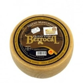 Queso Manchego Berrocal APROX. 3kg