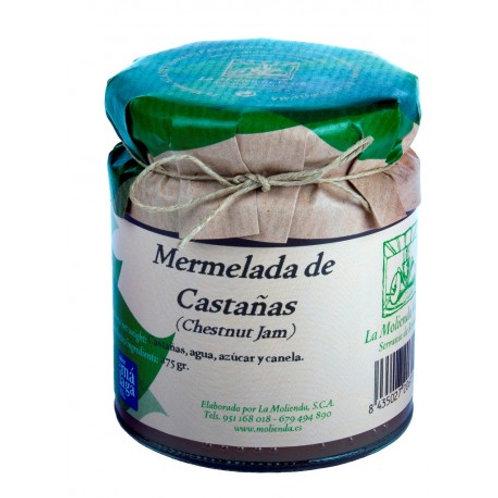 Mermelada de castañas (275 gr)