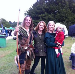 Robin Hood Folk Festival