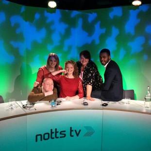 First Notts TV Debate