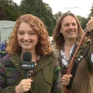 Nottingham's official Robin Hood