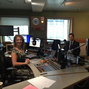 Good Morning Sunday on Radio 2.
