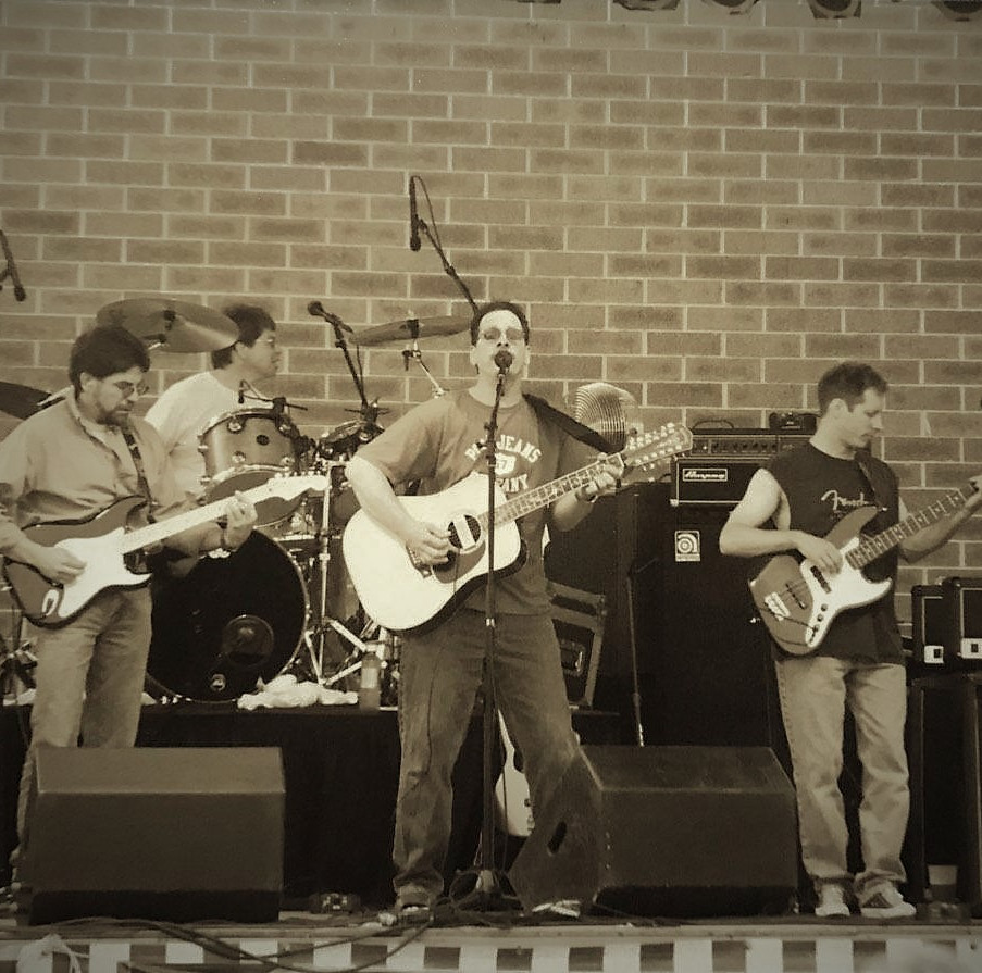 Sgt. Friday Reunion formed Smoketree