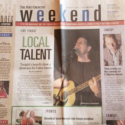 Smoketree Weekend Article