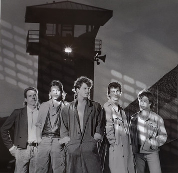 Sgt. Friday Band 1987-88