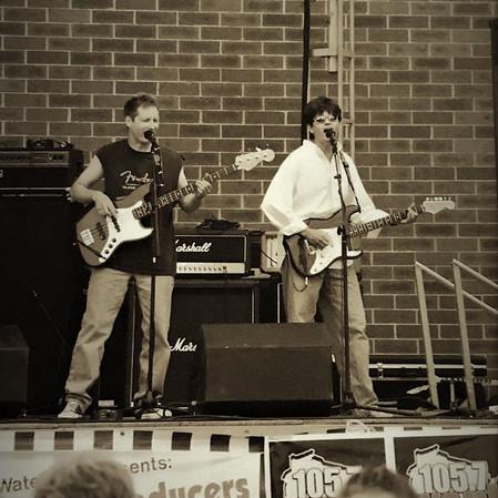 Jeff Radke & Rich Zoran - Waterfest Concert