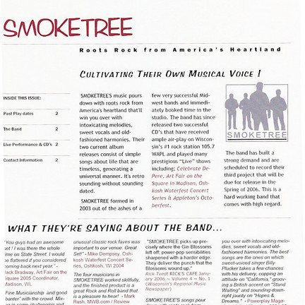 Smoketree News