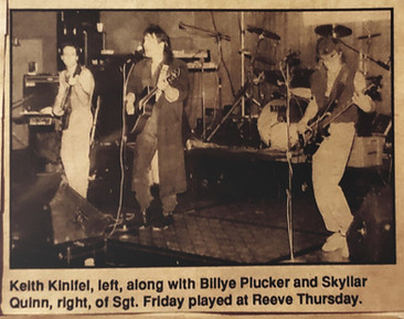 Live Show 1988