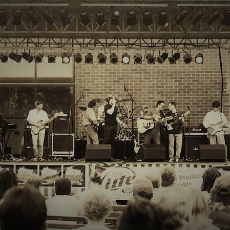 Reunion Band w/ Kyle Henderson