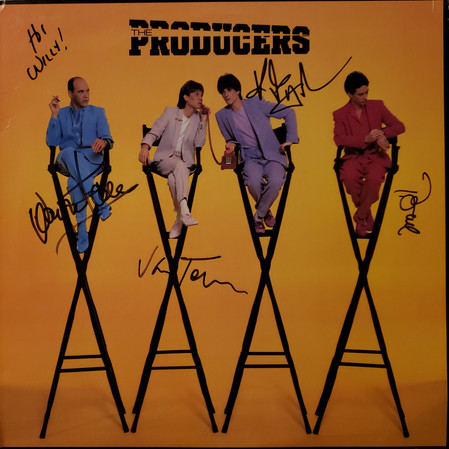 The Producers signed album