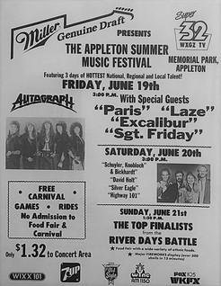 Appleton Summer Concert Festival