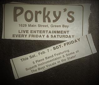 Porky's Ad