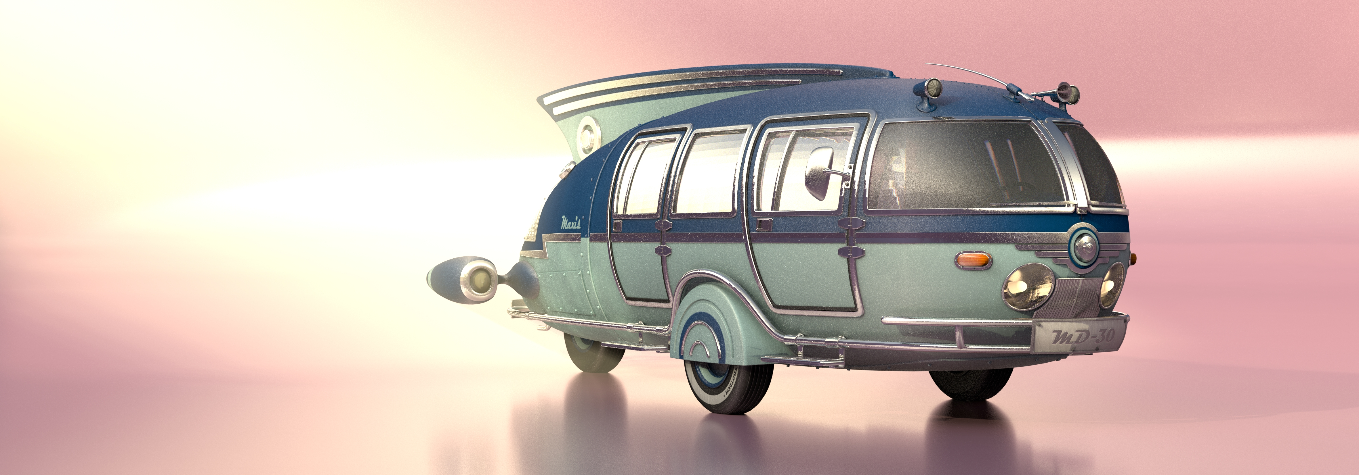 MAXIS CAR-V2