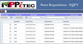 Stock and store management
