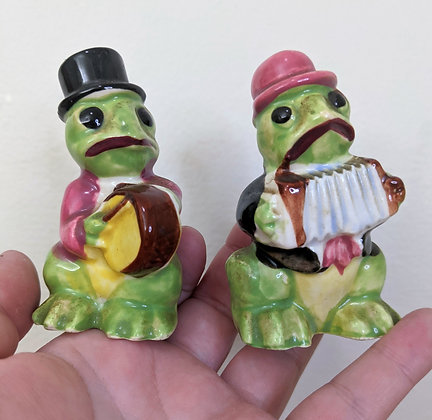 Musical Frogs S+P Shakers