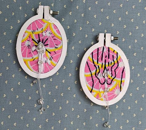 """""""Mini Creampie"""" Micro Embroideries"""