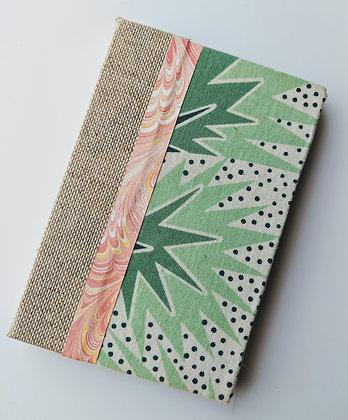 """90's Vibes"" Handmade Hardcover Book"