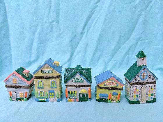 Tiny Town Stash Boxes