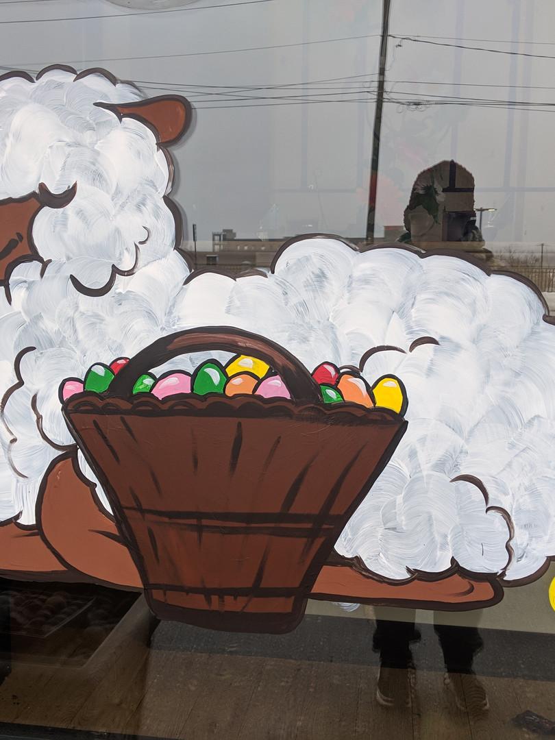 Van Otis Easter Day 2019