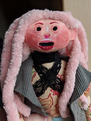 """""""Rose"""" 10in Custom Art Doll"""