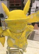 Pikachu Sanding